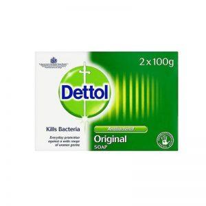 Dettol Original zeep tablet per 2 stuks