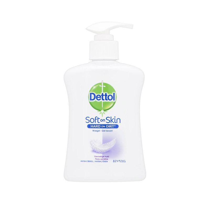 Dettol Soft on Skin Gevoelige Huid Wasgel 250ml