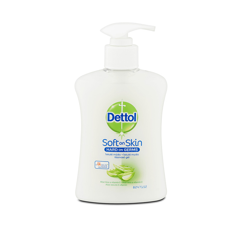 Dettol Soft on Skin huid wasgel Aloë Vera Original