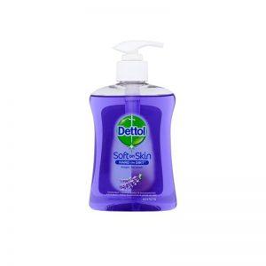 Dettol Soft on Skin huid wasgel lavendel en druifextracten 250 ml