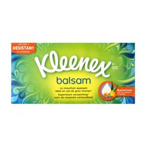 Kleenex Tissues box 72 vellen